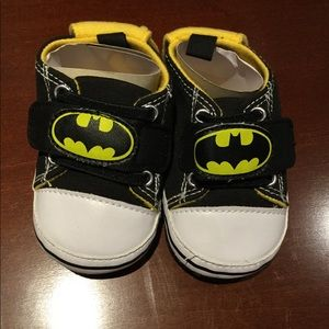 Batman Baby shoes Size:2